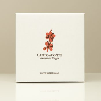 100 Capsule Canto di Ponte compatibili Nespresso arabica e robusta
