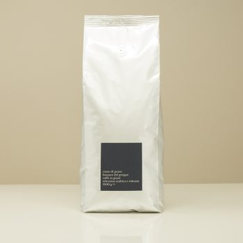 Caffè in grani Canto di Ponte arabica e robusta